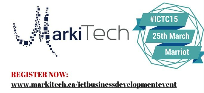 MarkiTech's #ICTC15 helps you take your business to North America