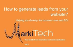 Learn how to generate leads from your website