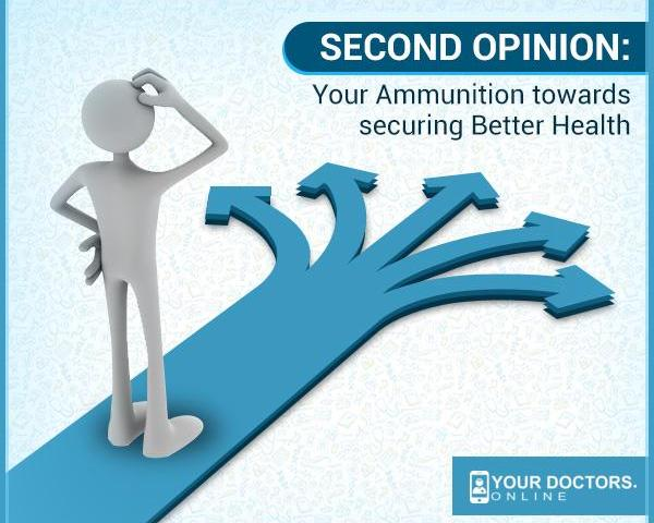 Second Opinion: Your Ammunition Towards Securing Better Health