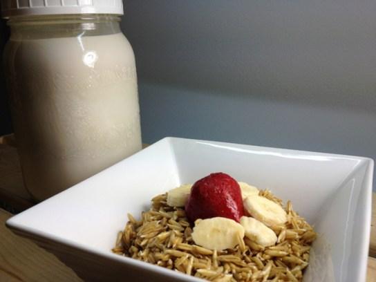 Markito Nutrition breakfast