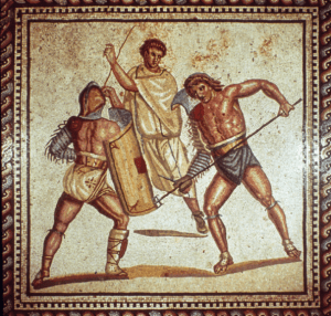 Roman Gladiators - Barley Men