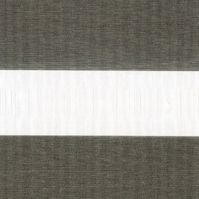 зебра МЕТАЛЛИК 1881  темно-серый