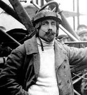 Samuel Cody - first powered flight at Farnborough