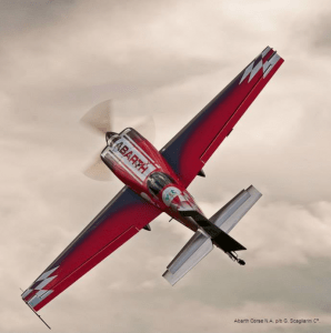 mark jefferies air display - Extra 330sc presented by Abarth UK
