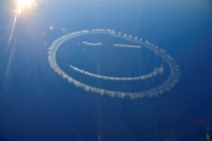 Bahrain smiling sky