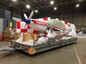 Bahrain to Stansted Air freight