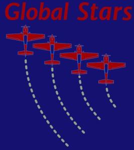 Global Stars logo
