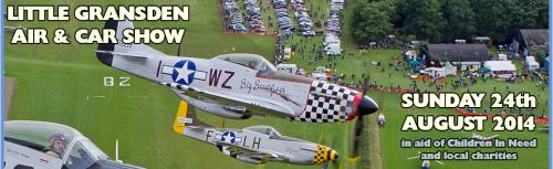 airshow - car show