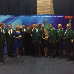 IWAC South Africa team