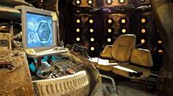 Doctor Who The Tardis Console