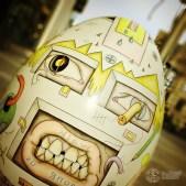 Easter Egg Street Sculpture Manchester