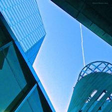 The Lowry Theatre Salford Quays by Mark Wallis