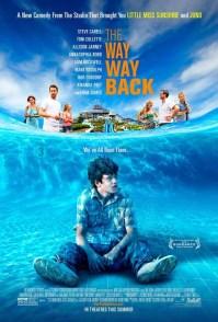 Way Way Back - poster