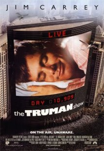 The Truman Show - poster small