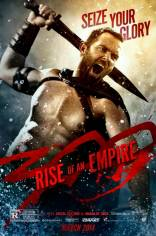 300 Rise of an Empire - poster