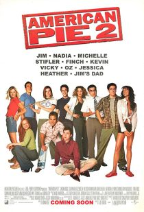 American Pie 2 - poster