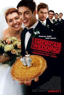 American Wedding - poster