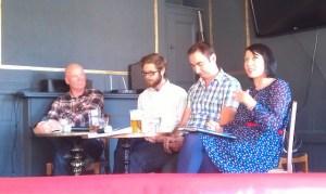 Leeds Digital Lunch panel 5th Sept