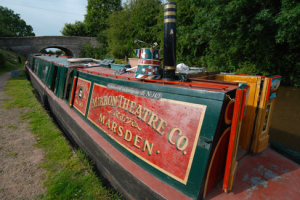 Photo of Narrowboat Tyseley