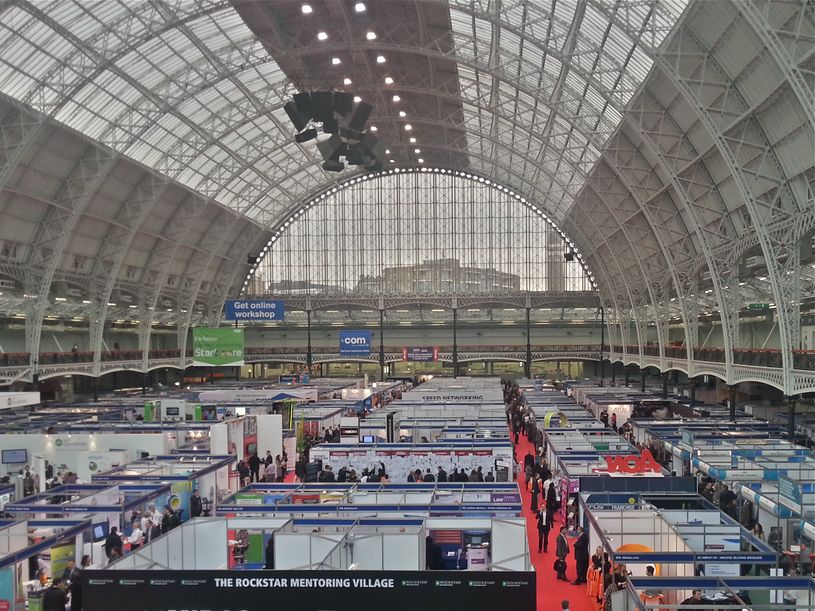 The Business Show 2013 #TBS2013