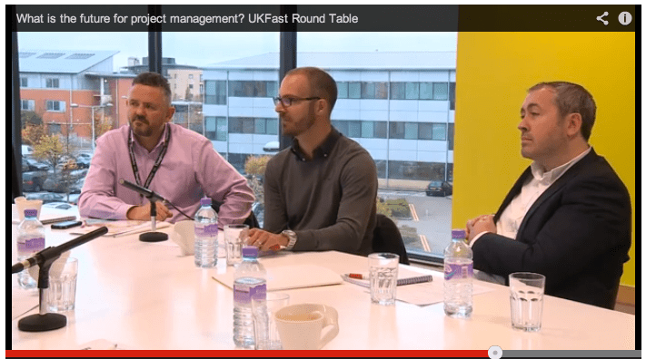 UkFast The future of Project Management roundtable
