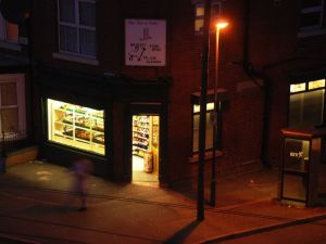 Corner Shop Retail photo for social media for retail article