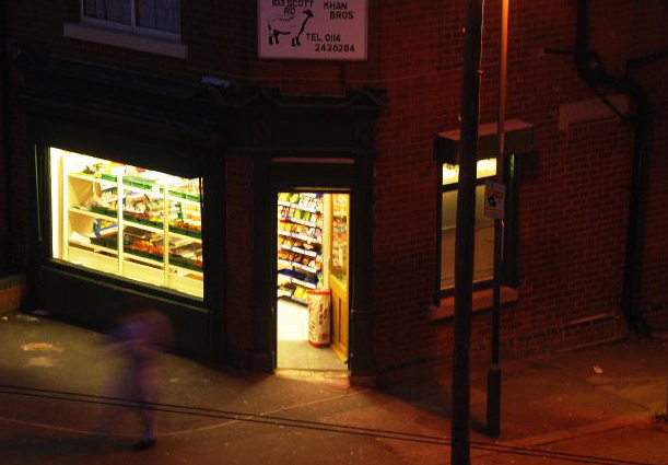Image of Corner Shop for a social media for retail blog post