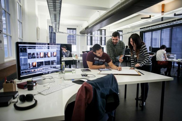 Digital Agency Team Talent image