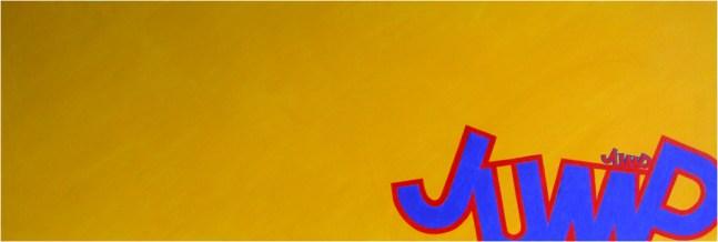 Leap Plea. Mark L'Argent - Lettering Artist