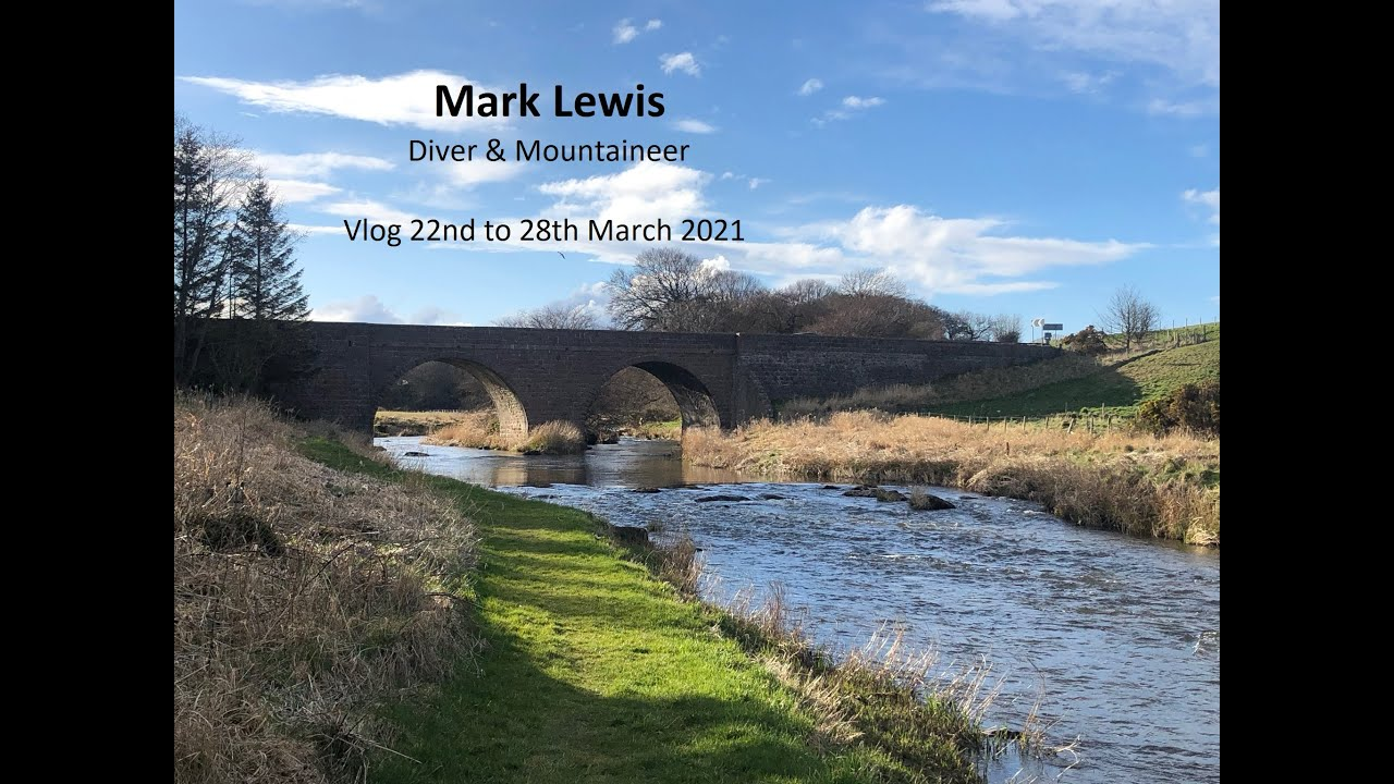 Vlog 22nd to 29th Feb 2021 - Adventures with Mark Vol 12