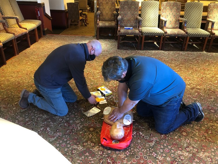 CPR with AED Training