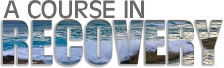 Course in recovery logo