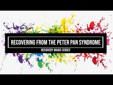 Recovering from Peter Pan Syndrome