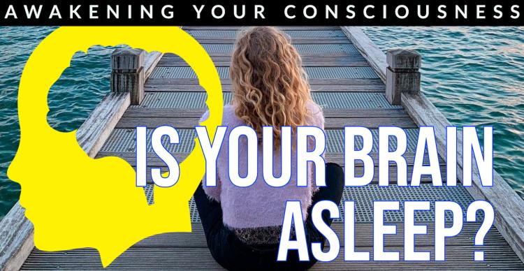 Is your brain asleep?