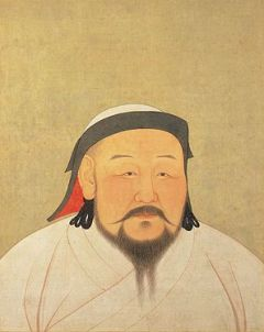 Kublai Khan, the Great Khan of the Mongol Empi...