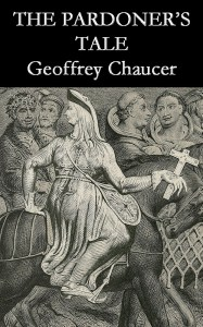 Geoffrey Chaucer's The Pardoner's Tale Kindle Cover