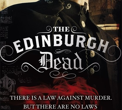 Book Review: Edinburgh Dead by Brian Ruckley