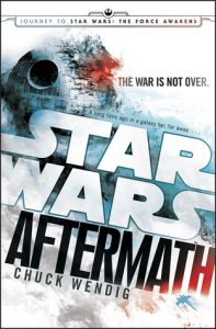 Aftermath by Chuck Wendig cover