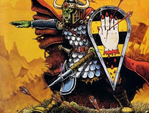 Holiday in Orkrania (Oldhammer Fiction) Part 6 – Grim Bearit and Orcs Attack