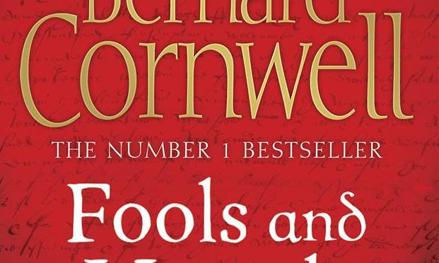 Fools and Mortals by Bernard Cornwell – Cover Reveal and Pre-Order
