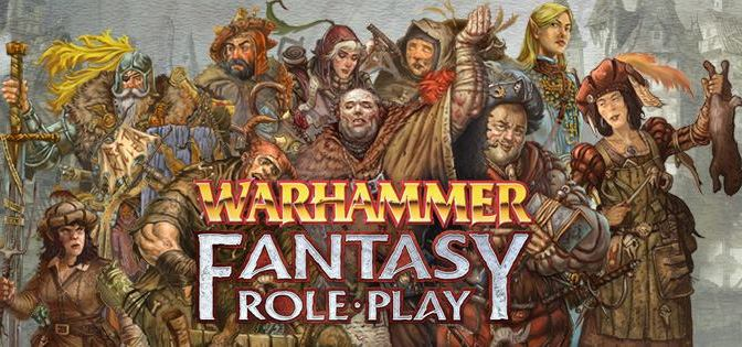 Warhammer Fantasy Role Play 4th Edition – What We Know So Far and Release Date