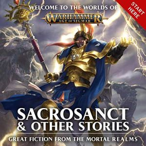 Sacrosanct & Other Stories Review