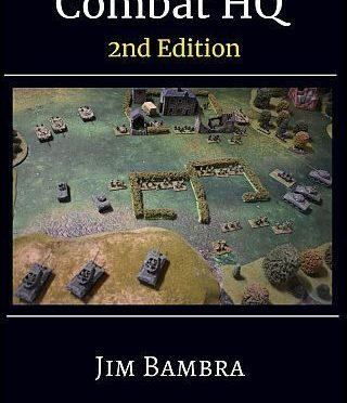 Combat HQ 2nd Edition Cover