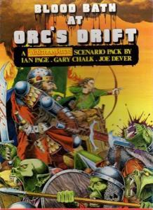 Blood Bath at Orc's Drift box front