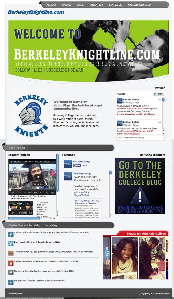 Website - Berkeley Knights