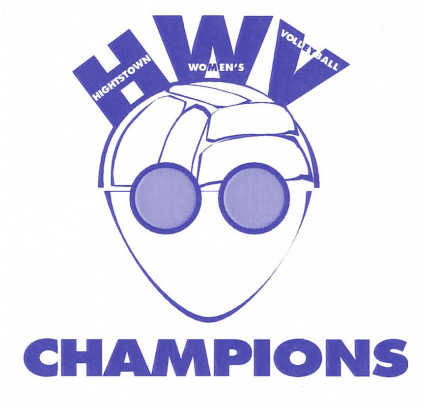 Hightstown Womens Volleyball - Championship Identity