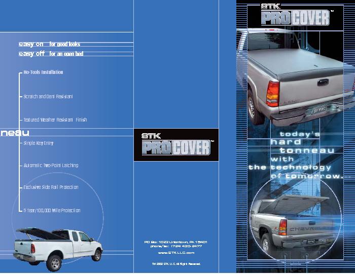 ProCover - Capabilities Brochure