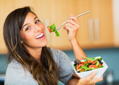 Step 1: Laugh. Step 2: Eat Salad. Step 3: ????. Step 4: Profit.