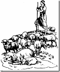 "Sermon on ""Shepherds and Their Flock"""