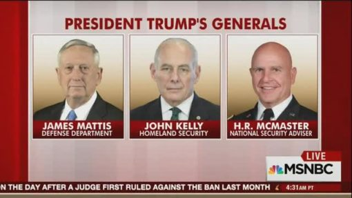 Image result for photos of generals mattis mcmaster kelly